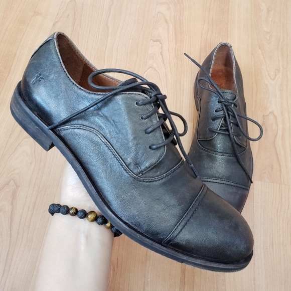Frye Shoes | Frye Sam Cap Toe Oxford
